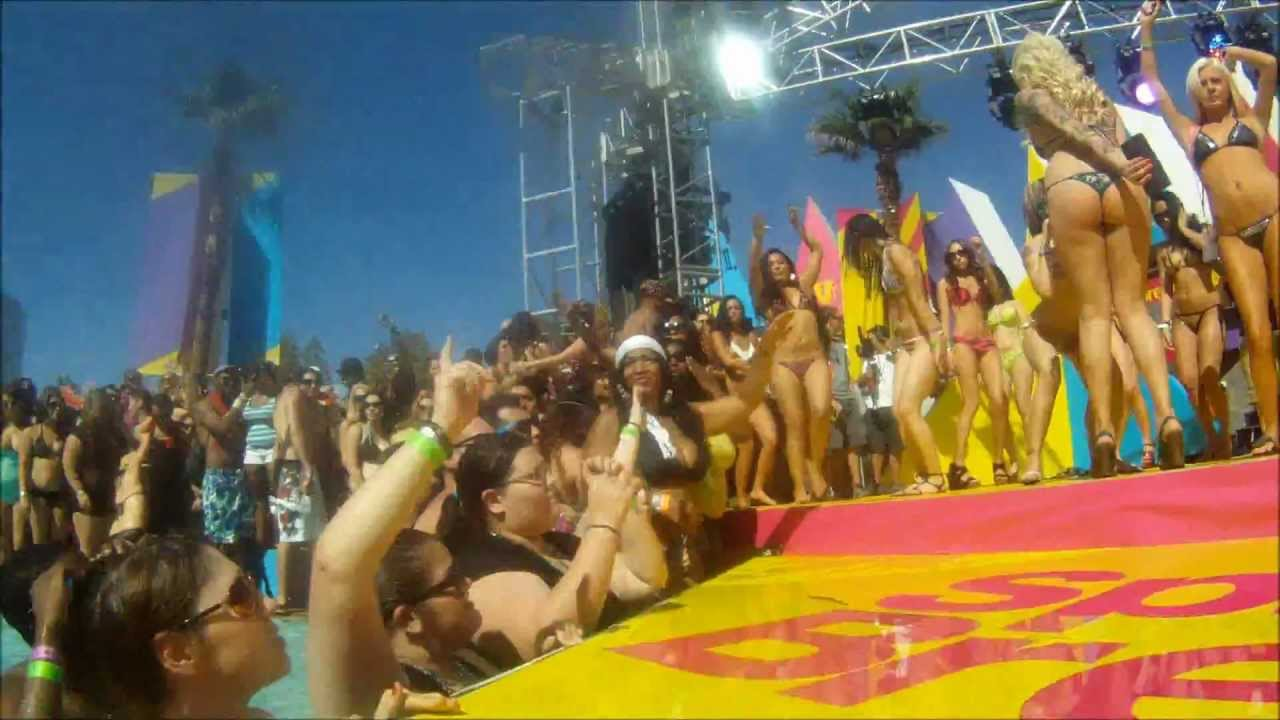Mtv Spring Break 2012 At Palms Las Vegas With Araab Muzik