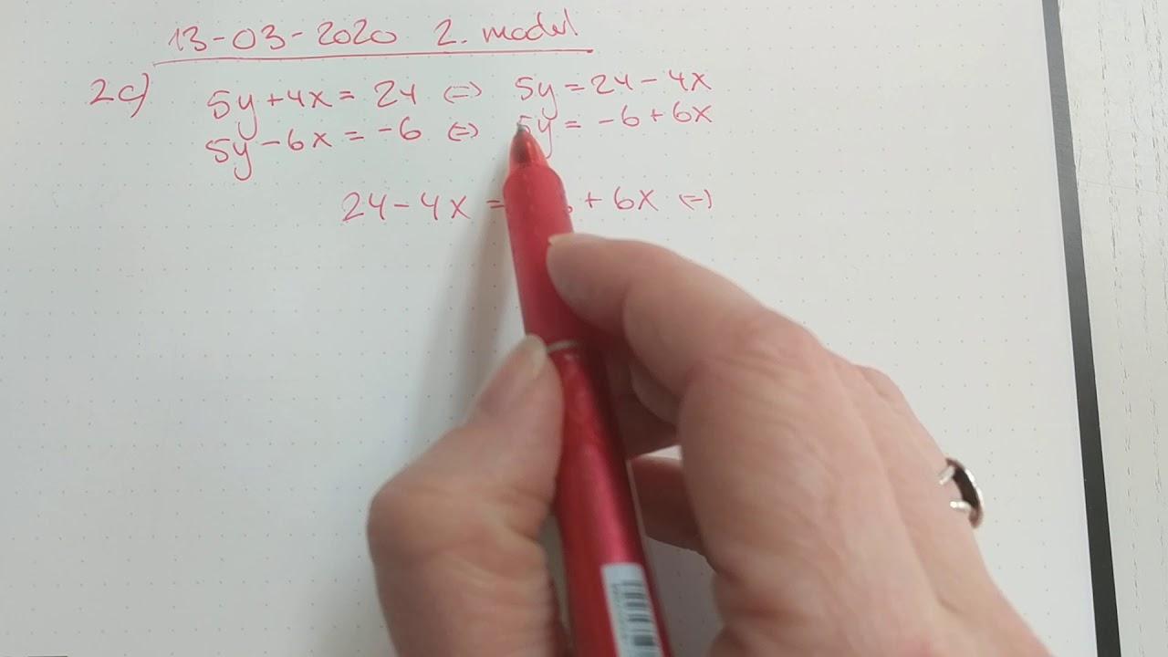 13-03-2020 2. modul opgave 2c