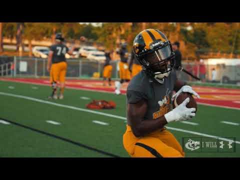 2018 Cook High School Football Hype Video