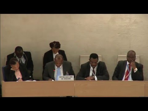 Tanzania - 25th Session of Universal Periodic Review