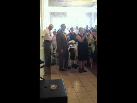 Butch Gray DJ Introductions, Music Selected by the Bride and Groom, Farmington Club, 2011