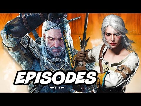 The Witcher Netflix Series Release Date and Episode Details Breakdown