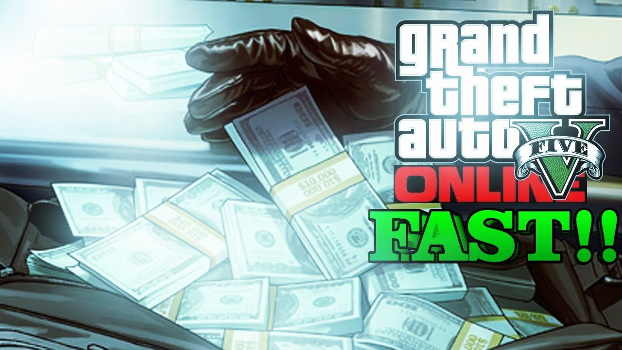 Fastest way to make money gta 5 online xbox one