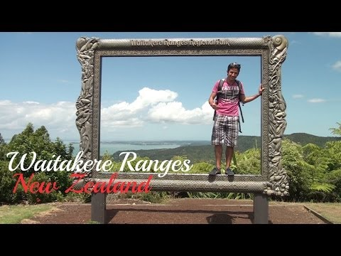 🇳🇿 Waitakere Ranges, New Zealand - Nueva Zelanda
