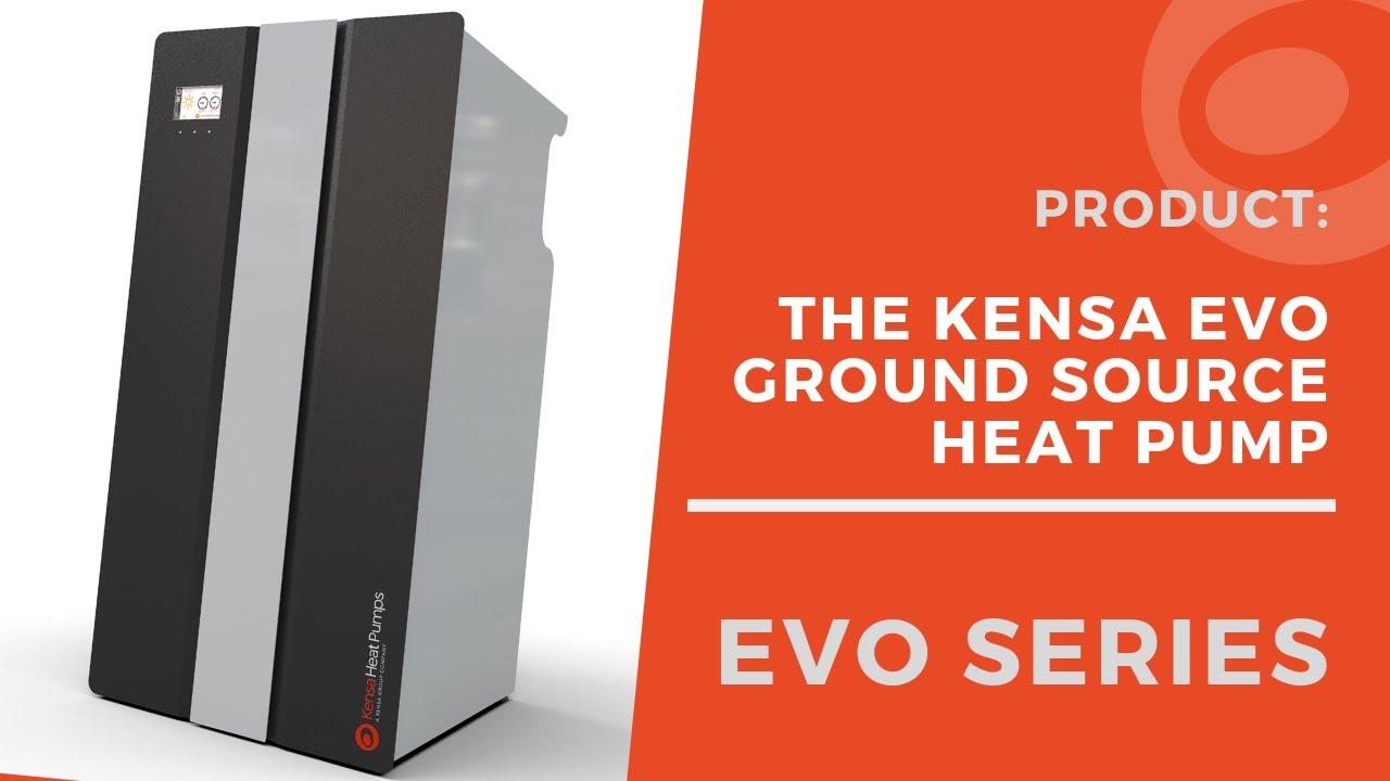 Evo Ground Source Heat Pump | Kensa Heat Pumps | Kensa Heat ... on