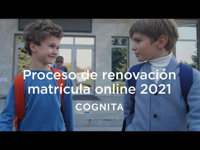 Tutorial Renovación 2021 100% online