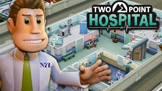 NA PAŁĘ :D | Two Point Hospital
