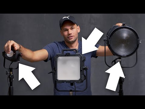 Our Favorite LED Lights For Photo And Video