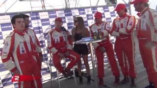 Luis Ignacio Rosselot y sus hermanos, campeones del MotorShow 2013, en entrevista para RallyMobil