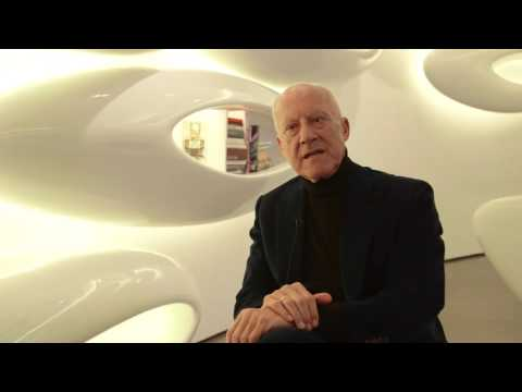 Norman Foster: 'The AR led me to become an architect'