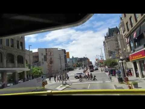 Downtown Ottawa Rideau To Bank Street