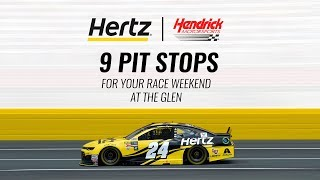 9 Pit Stops for Your Race Weekend at the Glen | Hertz