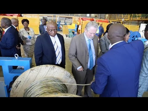 United Industrial Cables factory launch