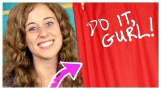 DIY Curtains From a Bedsheet! - Do It, Gurl