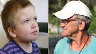 Spoiled Brat Refuses To Listen Grandpa What He Does Shocks Stranger In Parking Lot