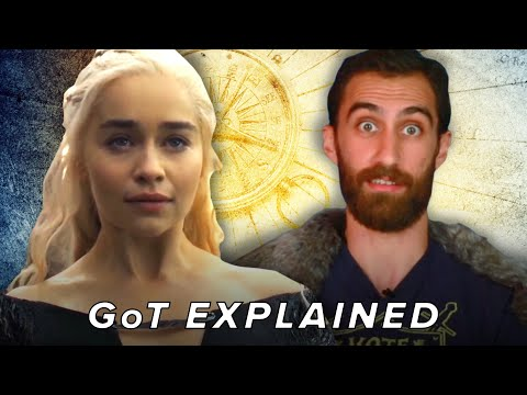 People Try To Explain Game Of Thrones Before The Theme Song Ends