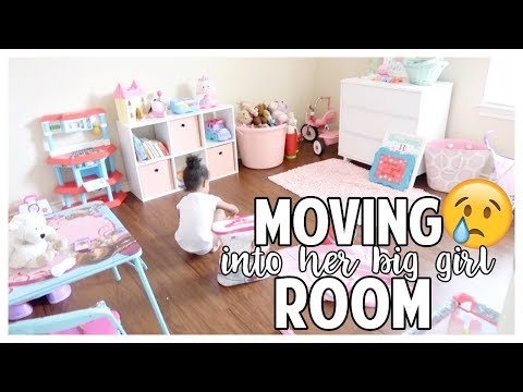 Moving the Kids Rooms Around & Prepping for the Baby! | Daily Vlog