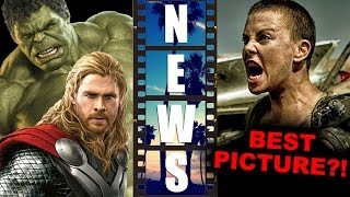 Thor 3 Ragnarok to co-star The Hulk?! Mad Max Fury Road for Best Picture - Beyond The Trailer