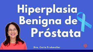 hipertrofia prostatica valore 1 cie 10