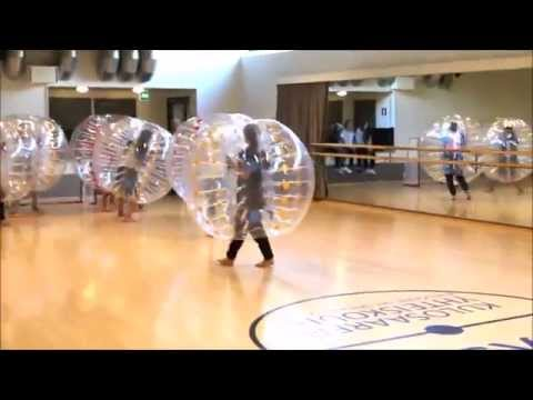 KSYK Night School 2014 - Bubble Football