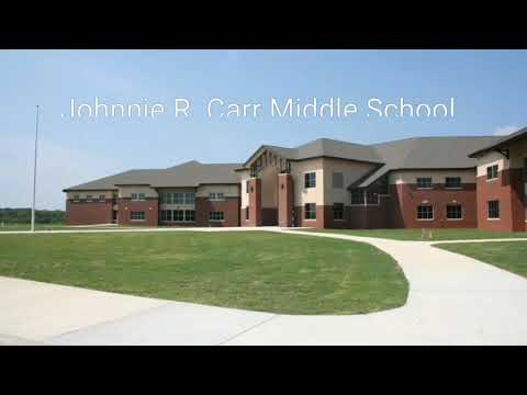 Johnnie Carr Middle School 2017-2018 Administration & PTSA