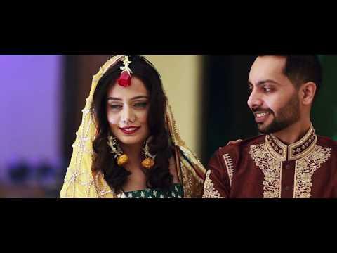 Hassan & Maham Cinematic Wedding Azeemi Studio