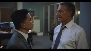 """NCIS: New Orleans 5X03 """"Diplomatic Immunity"""" Preview  (with slo-mo)"""