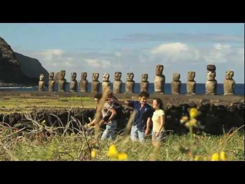 Explore Easter Island, Chile