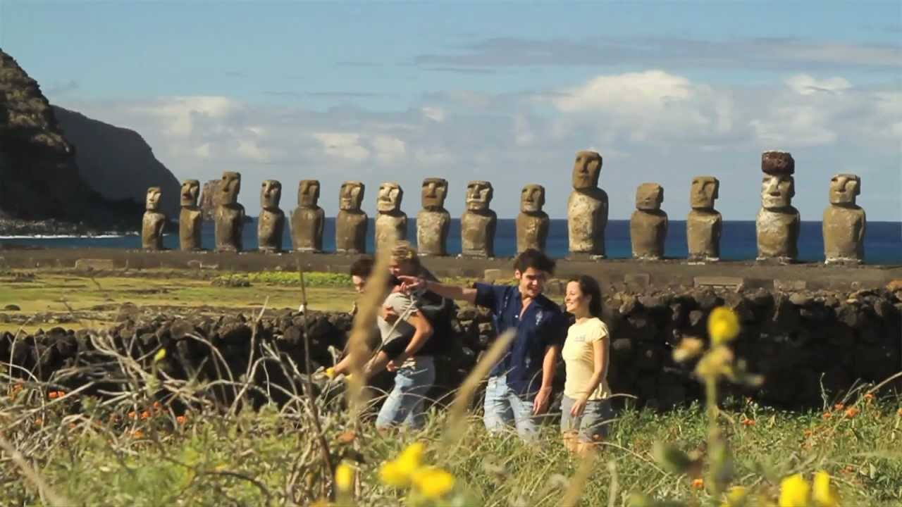 Explore Easter Island Chile Youtube