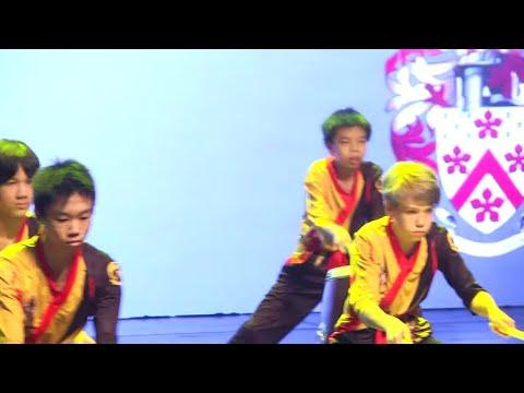 Tiger Taiko live performance | Dulwich College Suzhou Tiger Taiko team | TEDxSuzhou