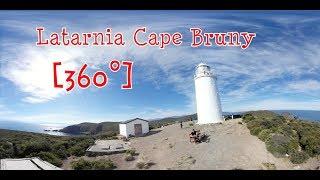 [360°] Latarnia na Cape Bruny [ZERO IBU]