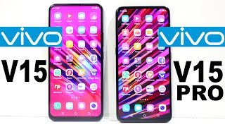 Vivo V15 Vs Vivo V15 Pro Speed Test