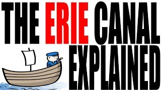 The Erie Canal Explained: US History Review