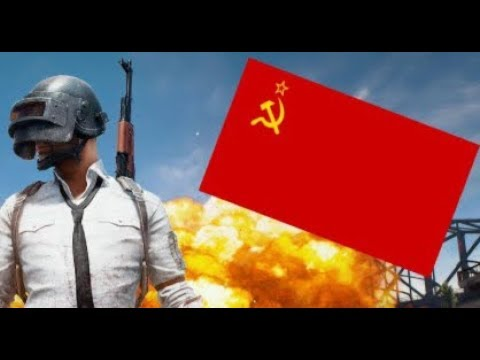 Proof that PUBG is part of communist Russia