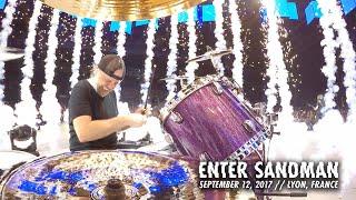 Metallica Enter Sandman Lyon France September 12, 2017.mp3