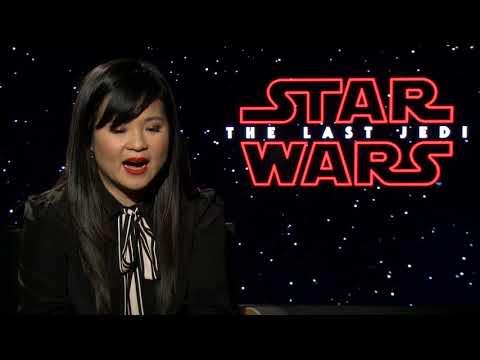 Star Wars: The Last Jedi Interview - Kelly Marie Tran