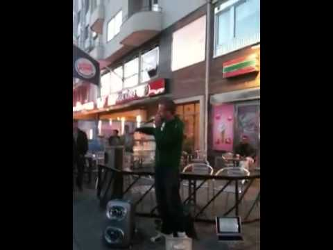 CRAZY DAVE CROWE DUBSTEP BEATBOXING