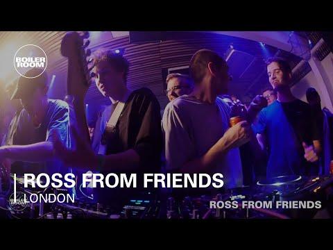 Ross From Friends Boiler Room London Live Set