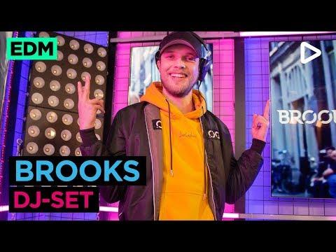 Brooks (DJ-set)   SLAM!