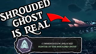 THE SHROUDED GHOST IS REAL! (CONFIRMED) - Sea of Thieves