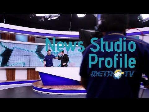 News Studio Profile - Metro TV