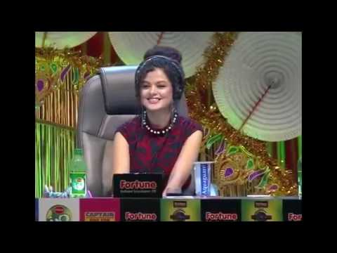 Nepali Song at Indian Idol....
