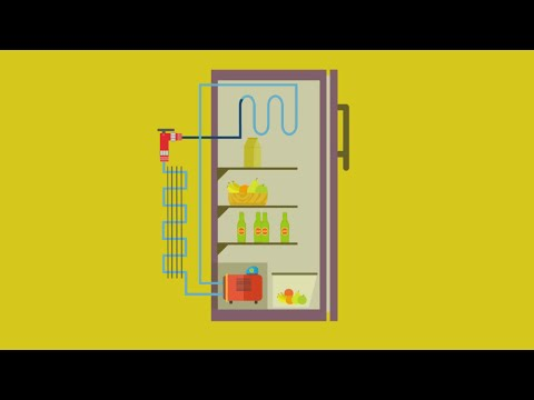 how to fix refrigerator light switch