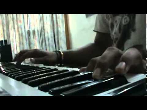 surili akhiyon wale(veer) --piano cover by vikas relhan
