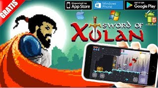 Dica de Jogo Sword of Xolan Android/ iOS/ Windows Trailer + analise + Review + gameplay + DOWNLOAD
