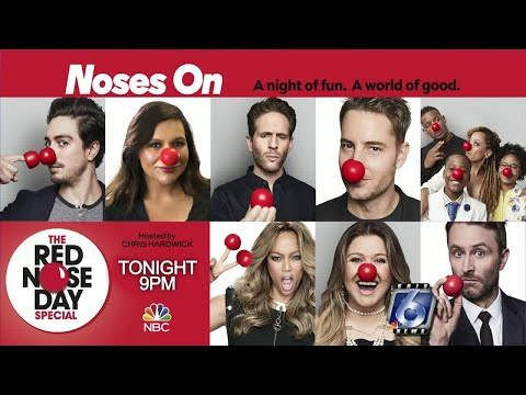 Help fight child poverty with Red Nose Day