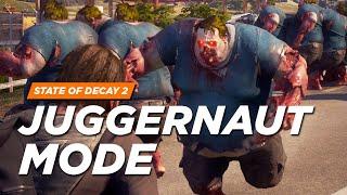 Juggernaut Hard Mode (Killed) - State of Decay 2