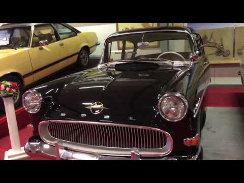 Car Review: 1959 Opel Rekord P1 1700