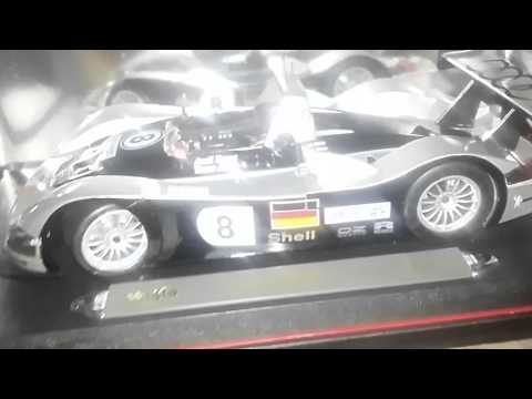 Audi R8R LE Mans (1999).