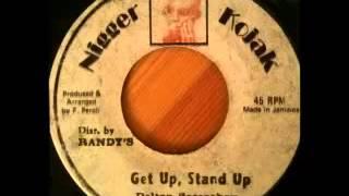 DELTON SCREECHIE   Get up stand up + version (Nigger Kojak)
